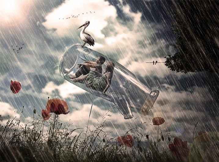 عکس های جالب - اثار خلق شده توسط فتوشاپ