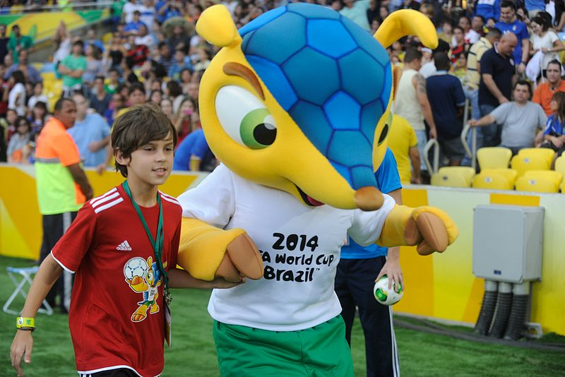 جام جهانی فوتبال ۲۰۱۴ Copa do Mundo da FIFA